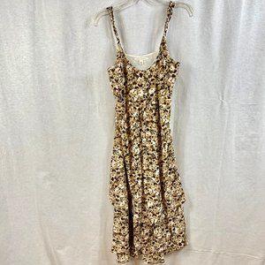 Banana Republic flirty summer dress